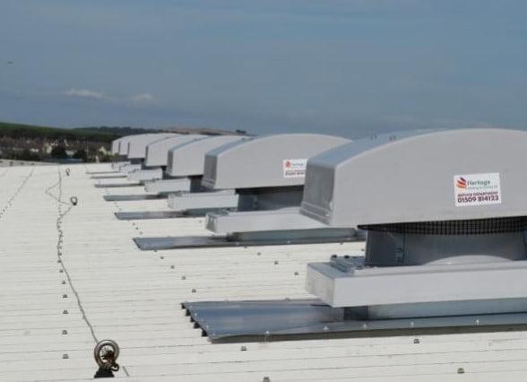Heritage Heating Evaporative Cooling Installation
