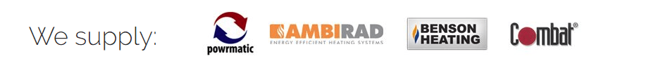 Heritage Heating work with many brands including Powrmatic
